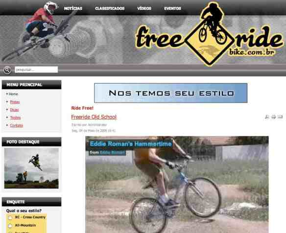 Créditos: http://www.freeridebike.com.br/2009/
