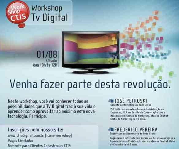 Clique no Banner e inscreva-se na CTIS do Jardim Goiás
