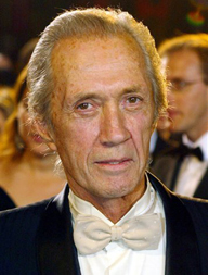 O ator David Carradine. (Foto: AP)