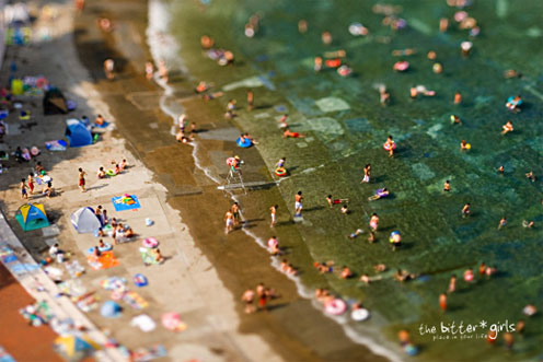 Tilt-shift Photography – See how works